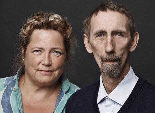 Lotte et Soren HAMMER