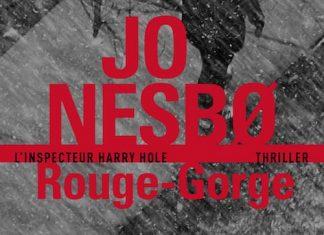 Jo NESBO- Harry Hole - Tome 3 - Rouge-gorge