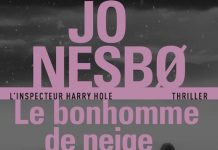 Jo NESBO - Harry Hole - Tome 7 - Le Bonhomme de neige