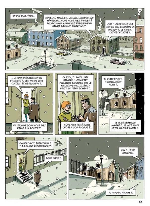 Maj SJOWALL Per WAHLOO, Roger SEITER et Martin VIOT - Le Policier qui rit (pl2)