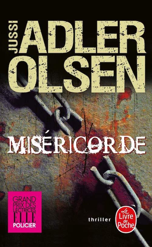 Jussi ADLER-OLSEN - Enquetes du departement V - Tome 1 - Misericorde