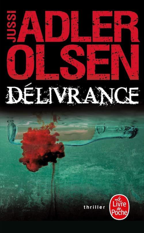 Jussi ADLER-OLSEN - enquetes du departement V – Tome 3 – Delivrance