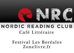 Nordic Reading Club @ Librairie Brouillon de Culture | Caen | Normandie | France