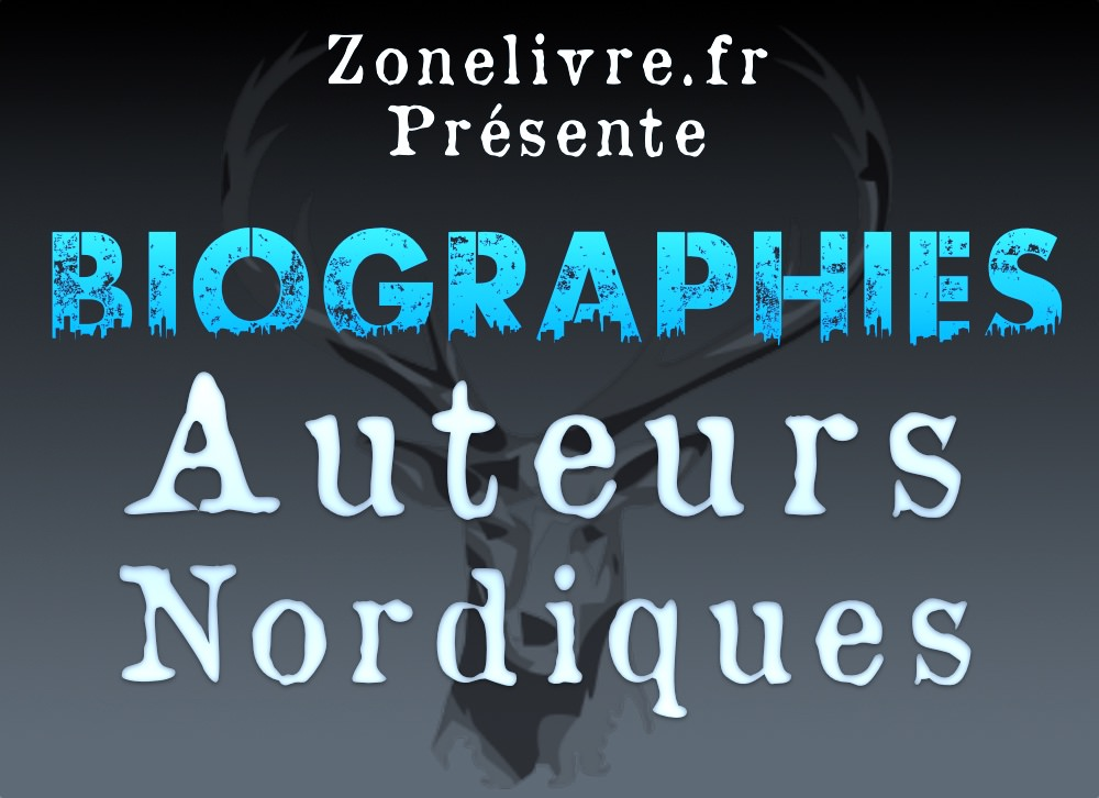 auteurs nordiques - Biographies