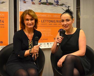 Interview de l'auteur Viveca Sten