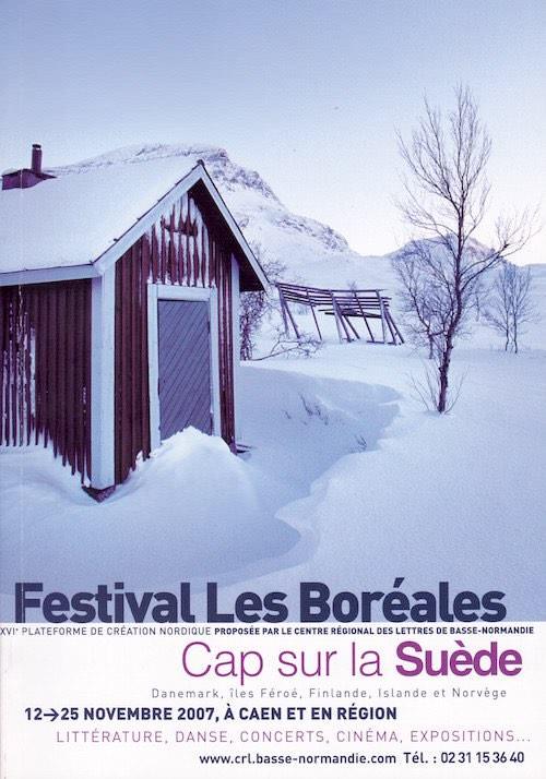 les boreales 2007