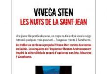 nuit de la saint jean - viveca sten