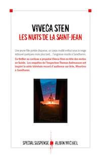 nuits de la saint jean - viveca sten