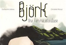Bjork une femme islandaise