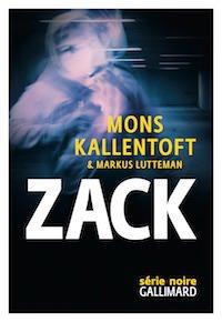 Zack - Mons Kallentoft