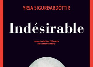 indesirable - Yrsa SIGURDARDOTTIR