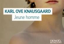 jeune homme - Karl Ove Knausgaard