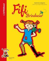 Fifi Brindacier - Astrid LINDGREN