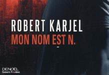 Mon nom est N - Robert Karjel -