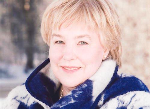 Monica KRISTENSEN : Biographie et Bibliographie