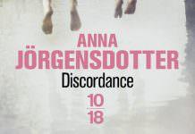 Discordance - Anna JORGENSDOTTER