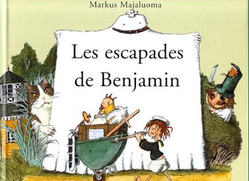 Markus MAJALUOMA : Les aventures de Benjamin