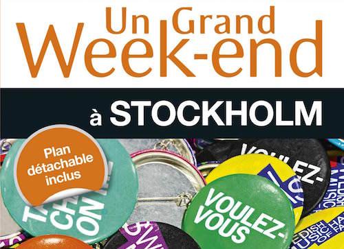 Guide Hachette : Un grand week-end à Stockholm