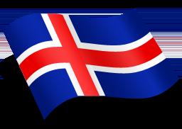 Islande -flag
