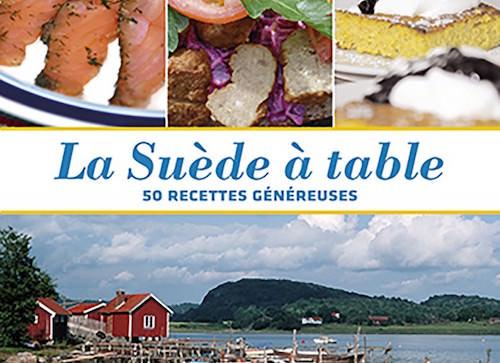 Jean-Marie POTIEZ : La Suède à table