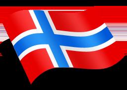 norvege- flag