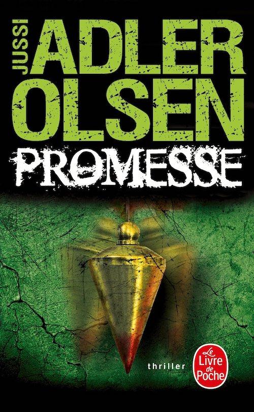 Jussi ADLER-OLSEN - enquetes du departement V - Tome 6 - Promesse