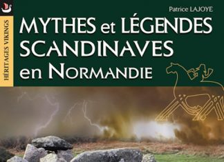 Patrice LAJOYE - Mythes et legendes scandinaves en Normandie