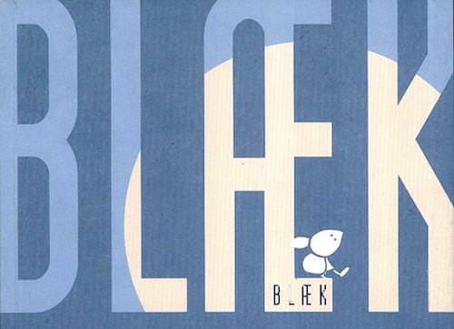 Collectif : Blaek (Bandes dessinées danoises)