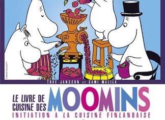 Le Livre de cuisine Des Moomins -