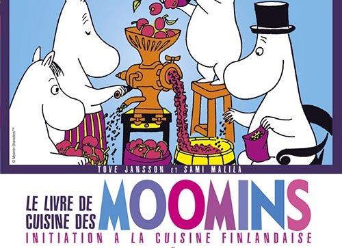 Le livre de cuisine de Moomins