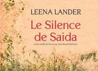 Leena LANDER - Le silence de Saida