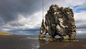 Michel DELAY et Anne-Marie DELAY - Islande splendeurs et colere d'une ile (planche)