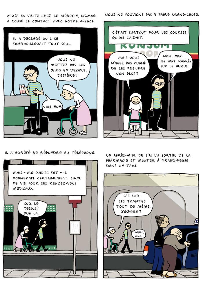 Pelle FORSHED - Histoire de famille (pl2)