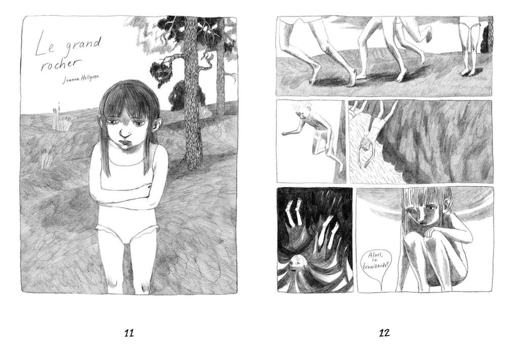 Rayon frais - Une anthologie suedoise de la bande dessinee (pl2)