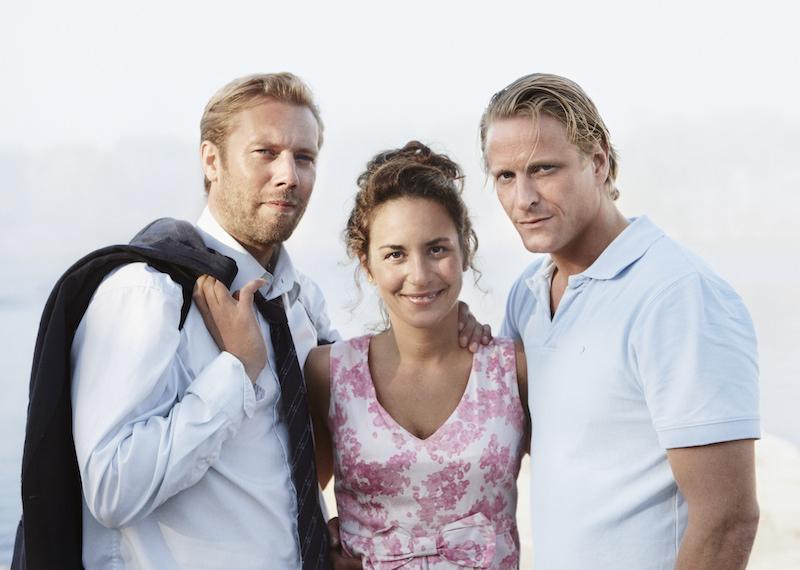 meurtres a sandhamn - Tv