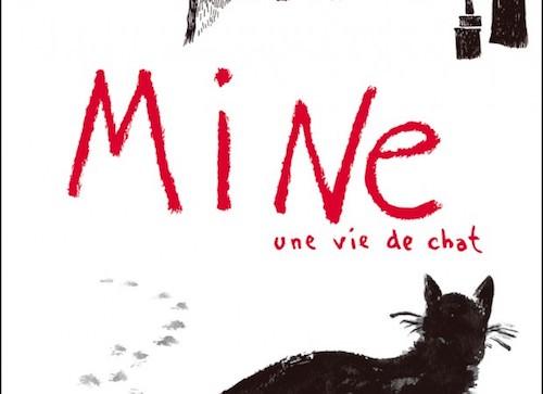 Anne-Caroline PANDOLFO et Terkel RISBJERG : Mine, une vie de chat