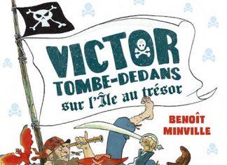 Benoit MINVILLE et Terkel RISBJERG - Victor Tombe-dedans sur ile au tresor