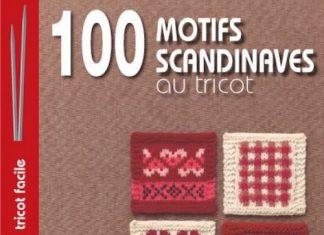 100 motifs scandinaves au tricot