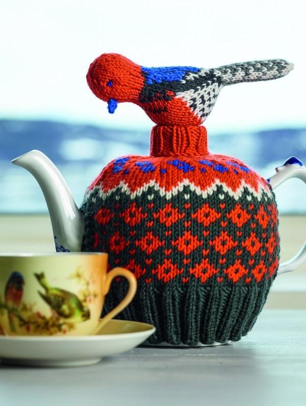 Arne et Carlos - Jolis oiseaux au tricot