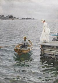 Anders ZORN, peintre suedois
