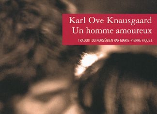 Karl Ove KNAUSGAARD - Un homme amoureux