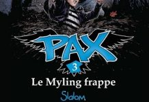Asa LARSSON et Ingela KORSELL - Pax - 03 - Le Myling frappe -