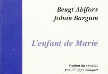 Bengt AHLFORS et Johan BARGUM - enfant de Marie