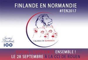Journée Finlandaise en Normandie 2017 @ CCI de Rouen   Rouen   Normandie   France