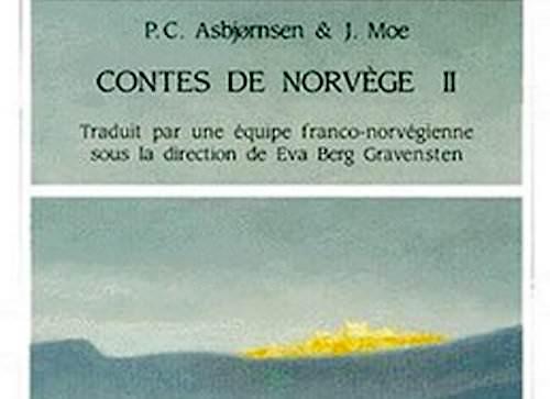 Peter Christen ASBJORNSEN et Jorgen MOE - Conte de Norvege - 2