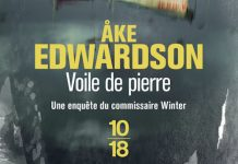 Ake EDWARDSON - Enquetes Erik WINTER – 06 - Voile de pierre