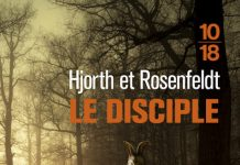HJORTH et ROSENFELDT - Sebastian Bergman - 02 - Le disciple