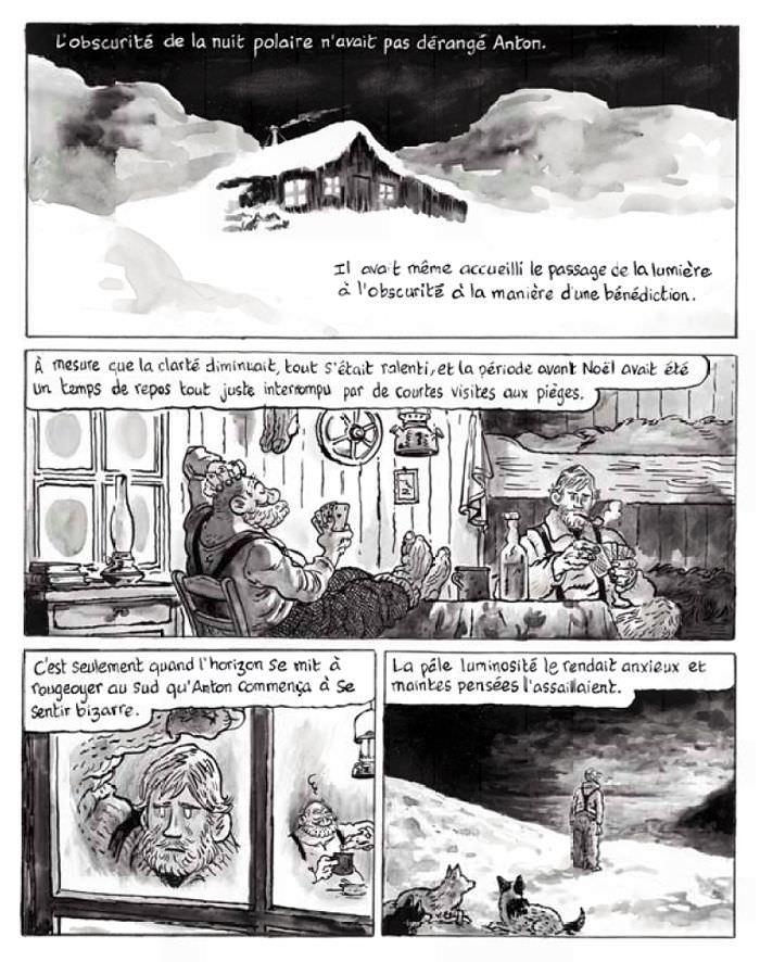 Jorn Riel Gwen de BONNEVAL et Herve TANQUERELLE - 1 - La vierge froide et autres racontars -pl1