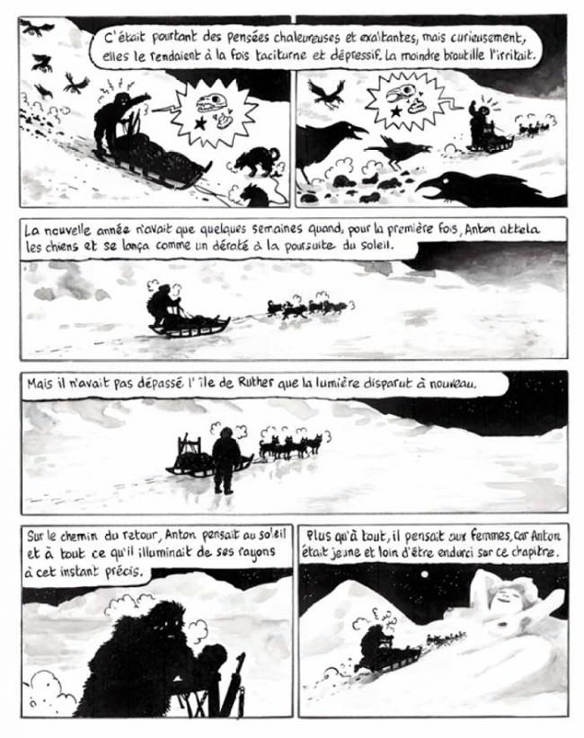 Jorn Riel Gwen de BONNEVAL et Herve TANQUERELLE - 1 - La vierge froide et autres racontars -pl2