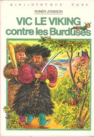 Vic le Viking chez les Burduses